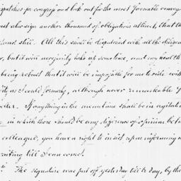 Document, 1782 October 07