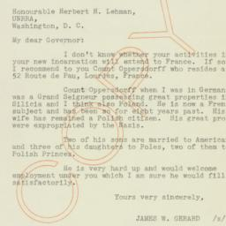 Letter : 1945 December 13