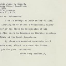Letter: 1948 April 22