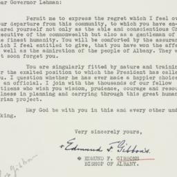 Letter : 1942 November 29