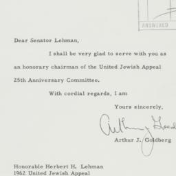 Letter : 1962 July 5
