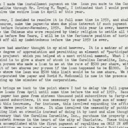 Letter: 1959 June 4