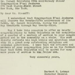 Letter: 1944 May 11