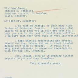 Letter : 1935 September 27