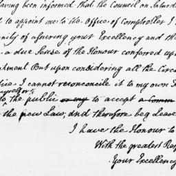 Document, 1800 March 03