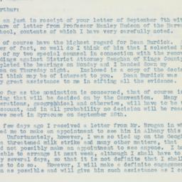 Letter : 1936 September 19