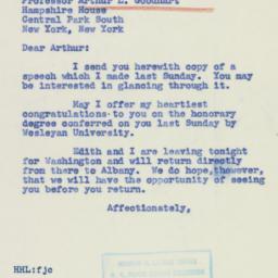Letter : 1941 June 17