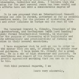 Telegram : 1947 September 17