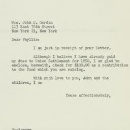 Press release : 1950 Decemb...