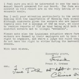 Letter : 1955 February 17