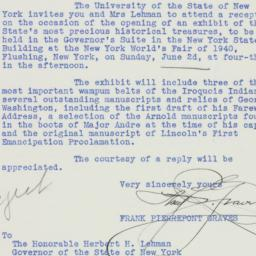 Letter : 1940 May 23