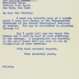 Telegram : 1941 June 17