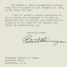 Note : 1945 November 20