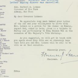 Letter : 1942 July 3