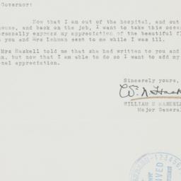 Letter : 1938 January 25