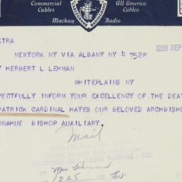 Letter : 1938 September 4