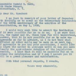 Letter : 1937 December 10