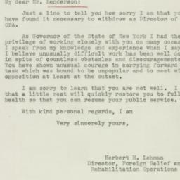 Letter : 1942 December 22