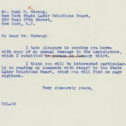 Letter : 1940 January 5