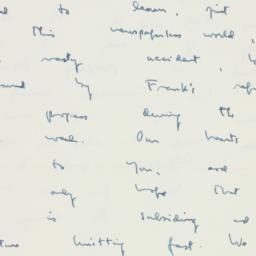 Manuscript: 1963 February 20