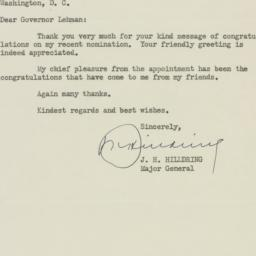 Letter : 1946 March 23