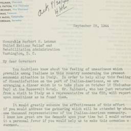 Manuscript: 1944 September 28