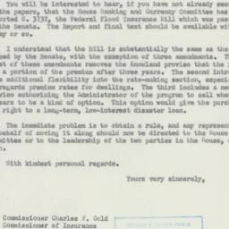 Letter : 1956 July 18