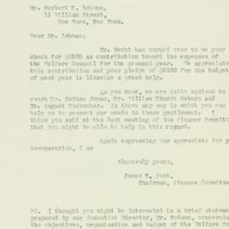 Letter : 1926 April 24