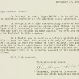 Pamphlet : 1949 November 15
