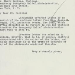 Letter: 1932 December 21