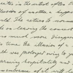 Manuscript: 1942 May 19