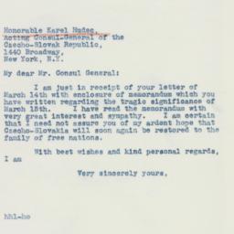 Manuscript: 1941 March 17