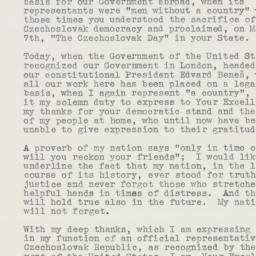 Letter : 1941 August 2