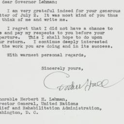 Document : 1945 July 24