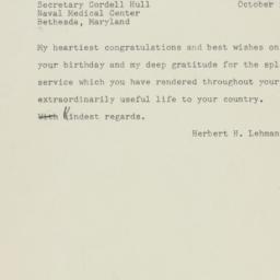 Document : 1947 October 2