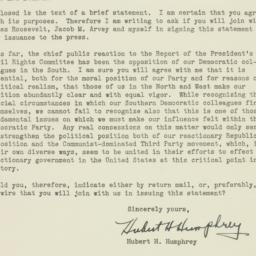 Letter : 1948 June 10