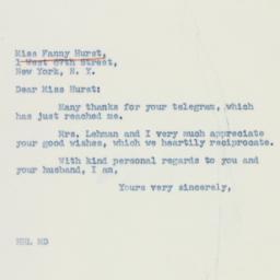 Letter: 1941 December 24