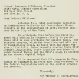 Letter: 1951 May 21