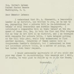 Letter : 1953 March 28
