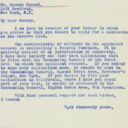 Letter : 1939 September 27