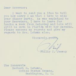 Letter : 1950 April 13