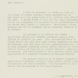 Letter : 1955 August 18