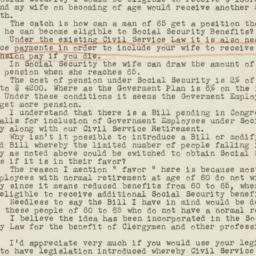 Letter : 1956 January 10