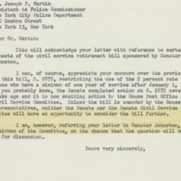 Letter : 1956 June 18