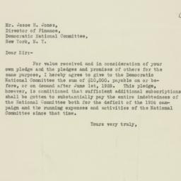 Letter : 1927 September 21