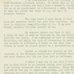 Letter : 1933 November 17