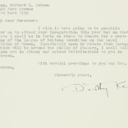 Letter : 1938 December 19