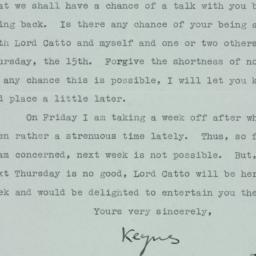 Letter : 1943 April 14