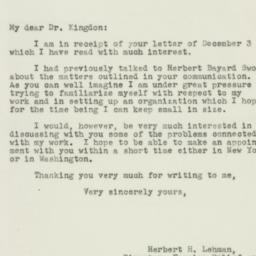Letter: 1942 December 16