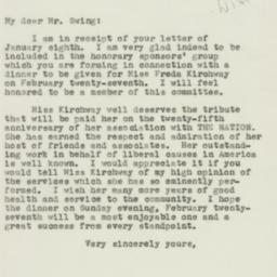 Letter : 1944 January 11